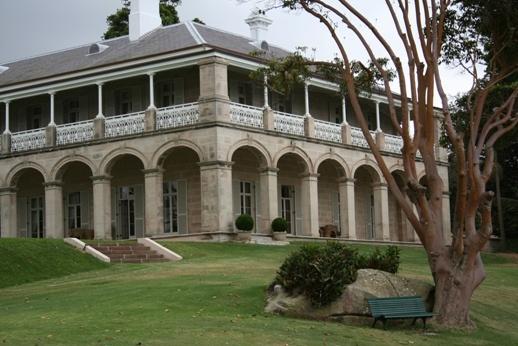 Admiralty House, Kirribilli, Sydney Photo taken by Alessandro Sorbello from Rear Gardens