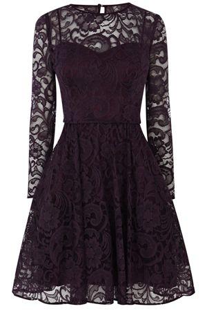 MALLARY LACE DRESS