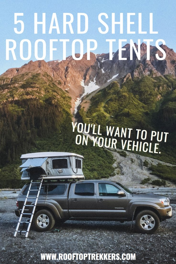 9 Roof Top Tents for your Subaru in 2020 Rooftop