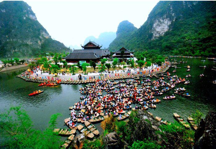 Trang An, Ninh Binh province