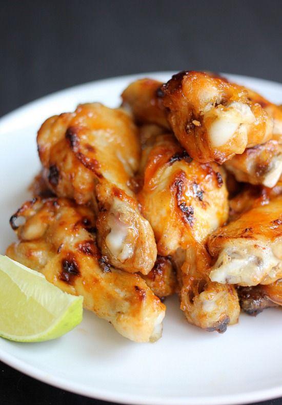 Asian Hot Wings Recipe- Baker Bettie