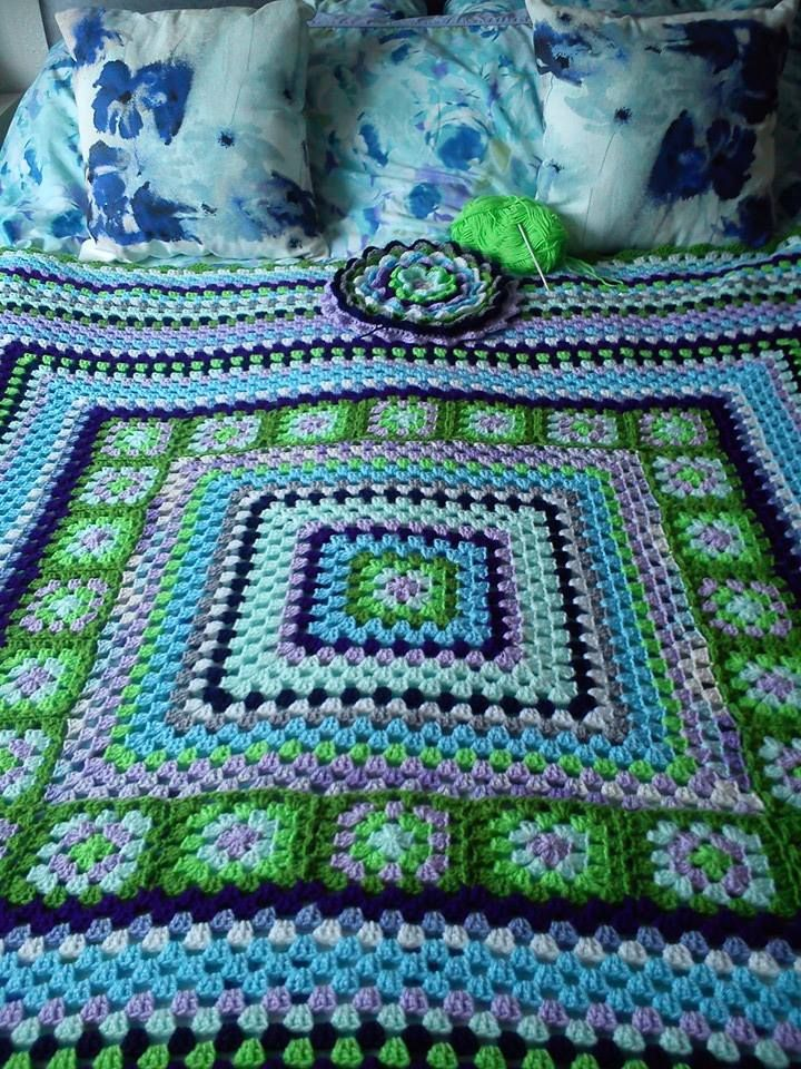 1000 Images About Crochet Afghans Blankets Bedspreads
