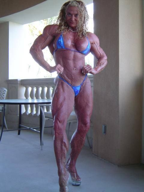 Trudy ireland, body is amazing | MUSCLE GODDESSES - Thank