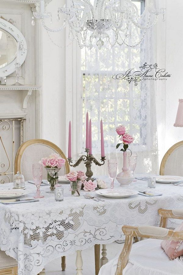 1000 ideas about shabby chic dining on pinterest shabby for Shabby chic dining room ideas