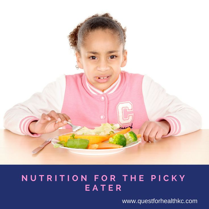 Do you worry about how to ensure healthy nutrition for your picky eater? Take a look at this short list of tips and watch the videos for more information.
