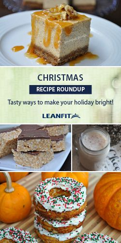 Have fun experimenting with delicious cocoa flavors, kid-friendly snacks and your favourite Christmas-themed baked goods. With LeanFit protein, the possibilities for delicious nutrition are endless!