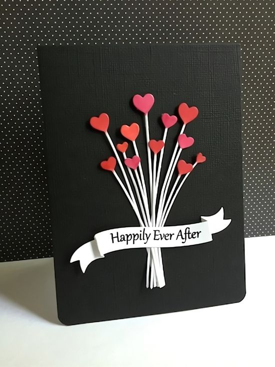 An unforgettable wedding day needs a unique invitation card. Herere some ideas to make your card stand out.