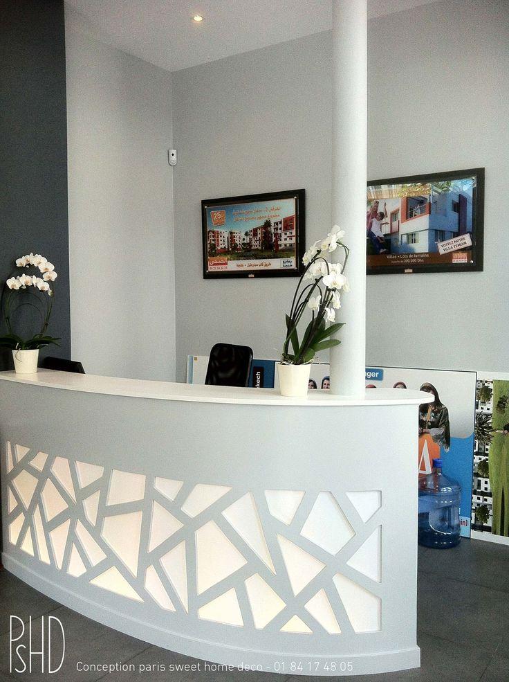 Notre agence darchitecture et décoration commerciale a réalisé la conception despace d