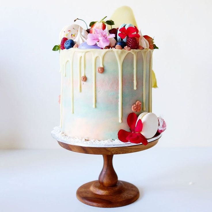 42 Best Images About Drip Cake On Pinterest Watercolour