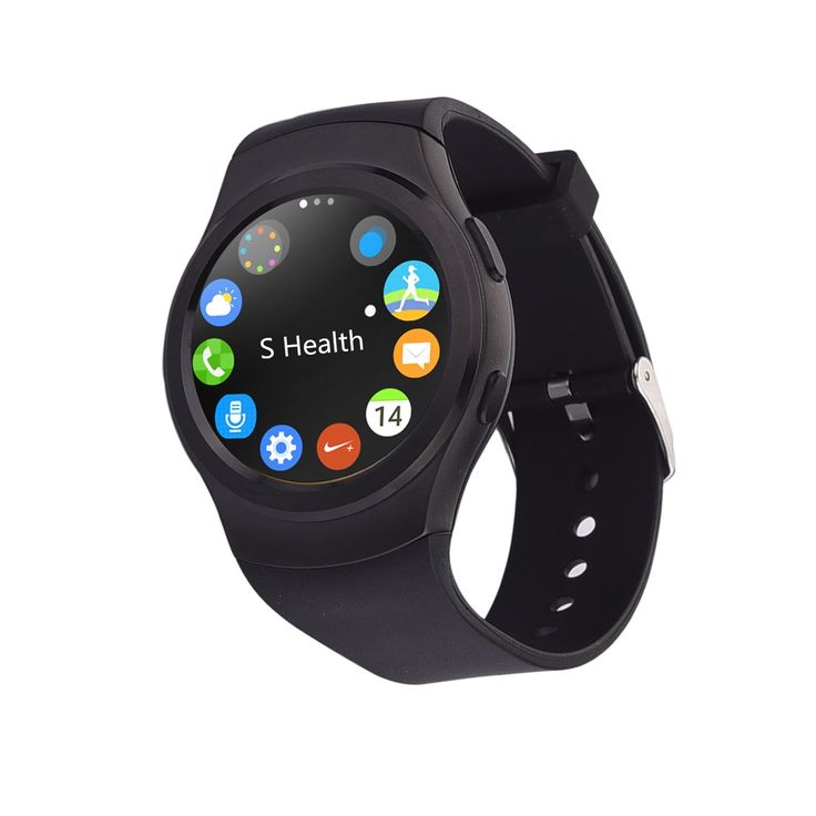 Bluetooth Smart Watch G3 Smartwatch GSM SIM Card With Camera For Android And IOS ( Color : Black ). HD display,High sensitive capacitive touch screen,Perfect match technology,Exquisite craftsmanship for your luxury and comfortable experience. Compatible For iOS Mobile Phone For : iPhone 6, iPhone 6 plus, iPhone 5, iPhone 5s , iPhone 4, iPhone 4s All functions supported by android 4.3 and up smart phones. But for iPhone, it just support. Mobile phone features: anti-lost reminder. Two-way...