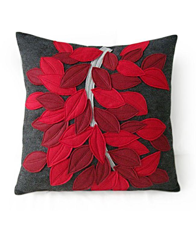 DIY Cushion Cover : Stitching Niche u2606u5f61 : Pinterest