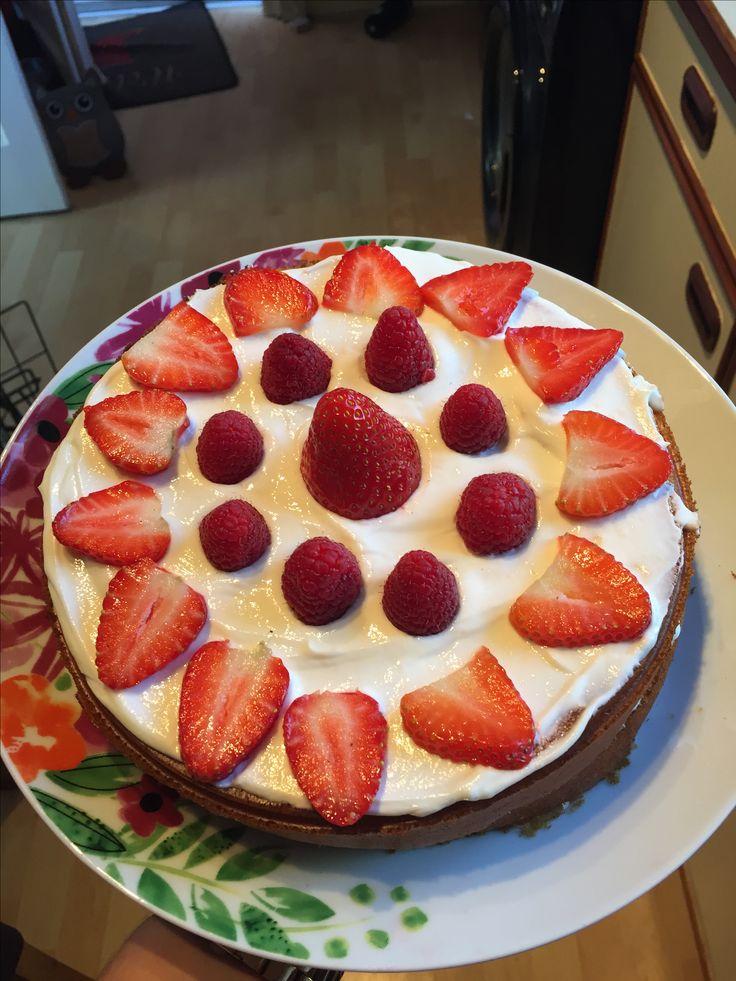 Slimming World 1/2 Syn Cake