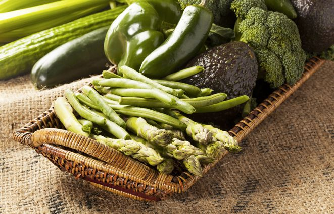 Yeşil yapraklı sebzeler kan yoğunluğunuzu belirliyor