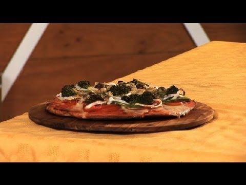 Cómo preparar pizza vegetariana : Las mejores variedades de pizza
