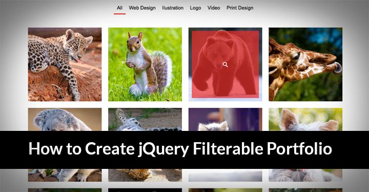 We have a new jQuery tutorial for you today, you can learn how to
