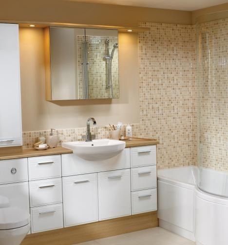 Utopia Bathroom Furniture Fitted Bathrooms Coalville | Utopia Sienna Door