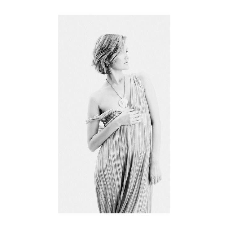Ph: gianluca widmer @spaziocorsocomo9 milan Starring: Anara Dress: Anara Jewels: natsukotoyofuku.com