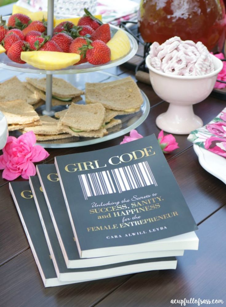 How to host a Book Club tea party.  This is such a fun was to get your girlfriends together.
