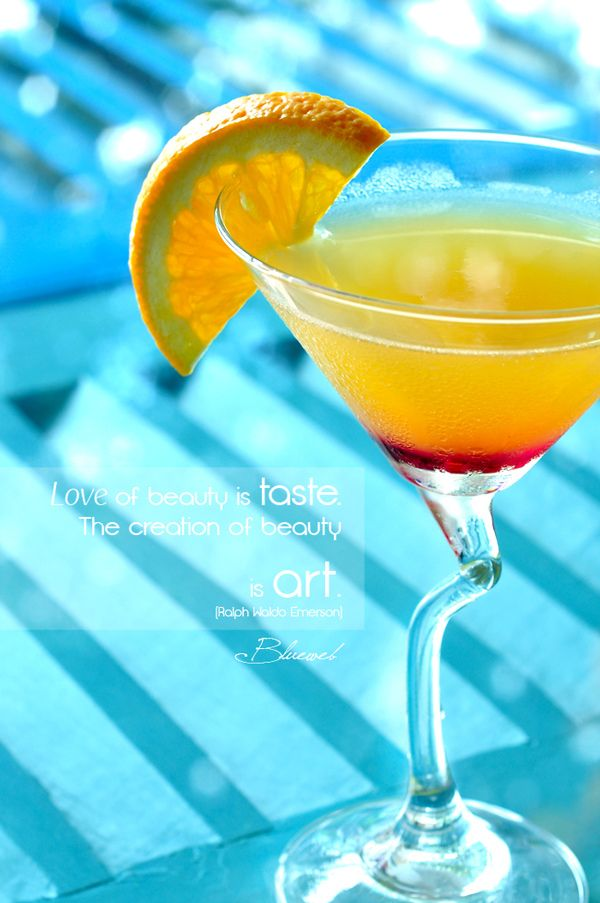 For mock-tail lovers out there