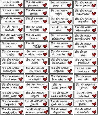 Concretizando Metas: Surpreenda seu amor no dia dos namorados ll