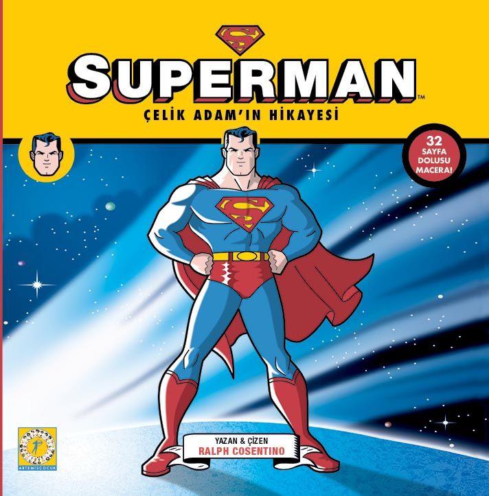 #book #comic #hero #superman #adventure