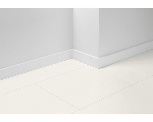 Sockelleiste Uni weiß 16,5x70x2570mm bei HORNBACH kaufen