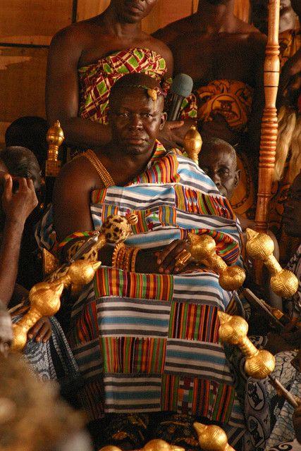 Asantehene… King of the Ashanti Tribe; Otumfuo Osei Tutu II Otumfuo. King Solomon