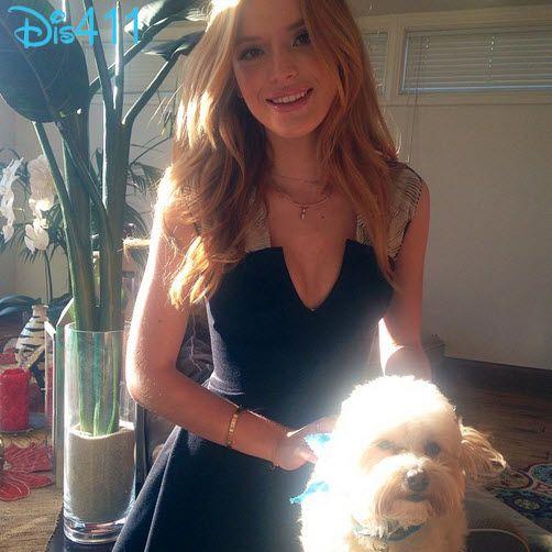 Happy Birthday To Bella Thorne October 8, 2014
