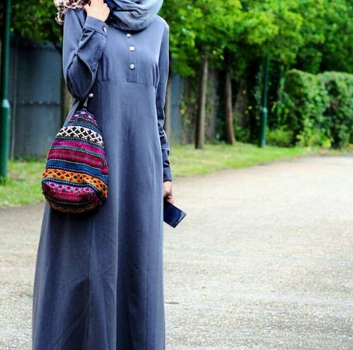 Bevorzugt 803 best hidjabe images on Pinterest | Hijab fashion, Coat  EA93