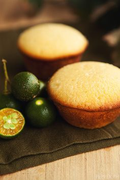 Food Hack: Boracay's Real Coffee Calamansi Muffins