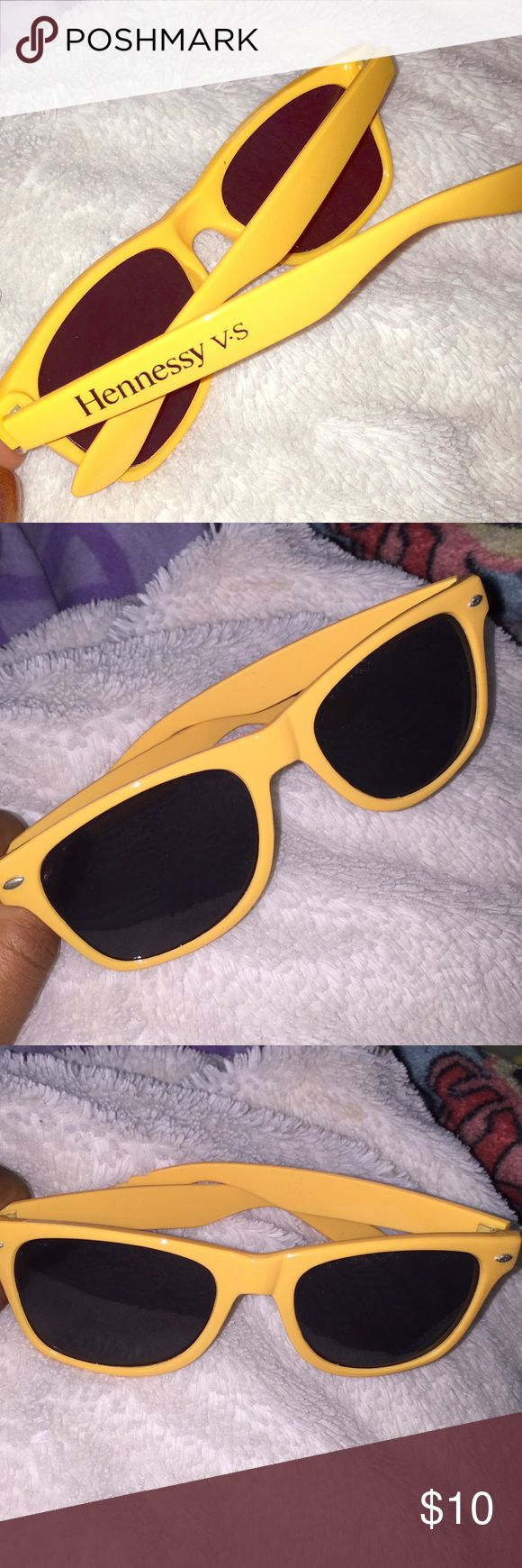 Hennessy Sunglasses Perfect condition. Never worn. Accessories Sunglasses