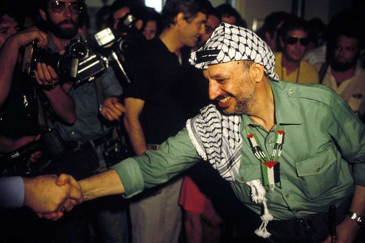 August 30,1982: YASSER ARAFAT IS FORCED OUT OF LEBANON  -   Following the Israeli invasion of Lebanon, Palestine Liberation Organization (PLO) leader Yasser Arafat is forced out of his Beirut headquarters, after occupying it for over a decade.