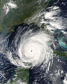Hurricane Rita was the fourth–most intense Atlantic hurricane ever recorded and the most intense tropical cyclone ever observed in the Gulf of Mexico. The eighteenth named storm, tenth hurricane, and fifth major hurricane of the 2005 season, Rita formed near The Bahamas from a tropical wave on September 18 that originally developed off the coast of West Africa.