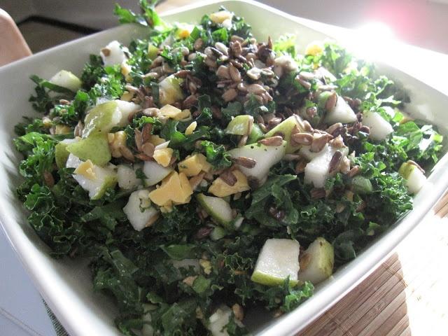 ... Kale Salad   nom, nom, nom   Pinterest   Kale Salads, Kale and Salads