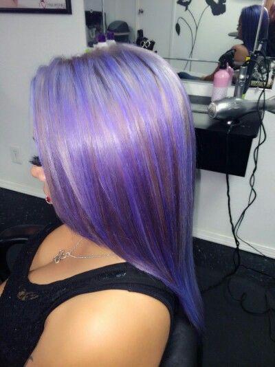 My hair salon prestige #rachel #