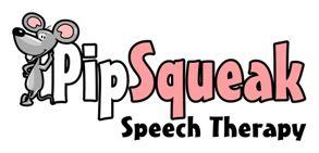 PipSqueak Speech Therapy Game Website