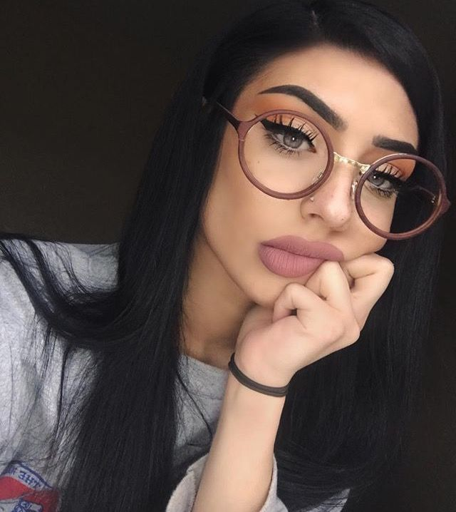 25+ best ideas about Makeup for glasses on Pinterest