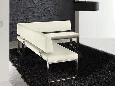 eckbank modern leder. Black Bedroom Furniture Sets. Home Design Ideas
