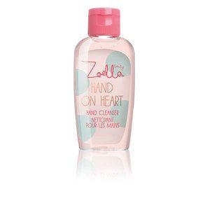 Zoella Hand of Heart Hand Gel