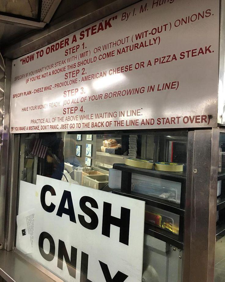 Pat's #cheesesteak ? #phillycheesesteak #philadelphia #philly