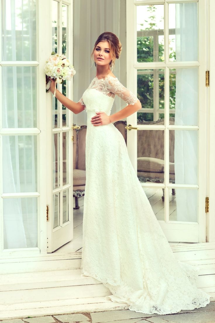 Your top wedding dress selection in search of the modern bridal