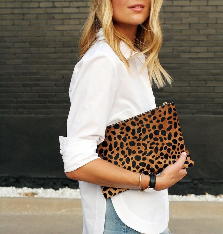 Leopard clutch                                                                                                                                                                                 More