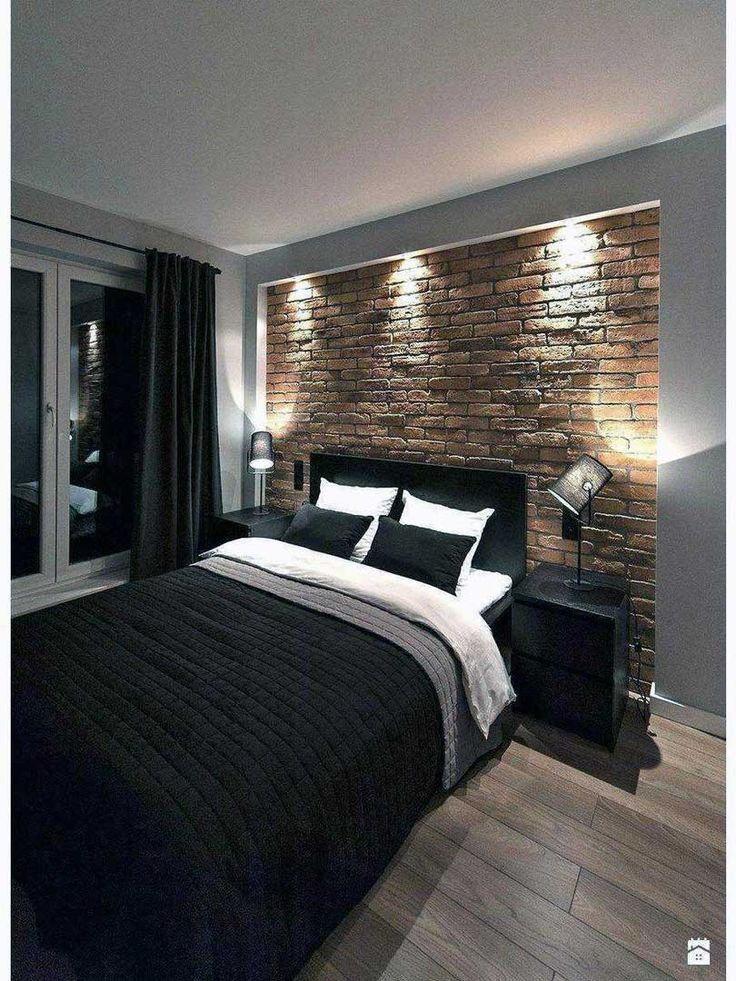 Best 39 Mens Rustic Bedrooms Inspirations For The Classic Style 400 x 300