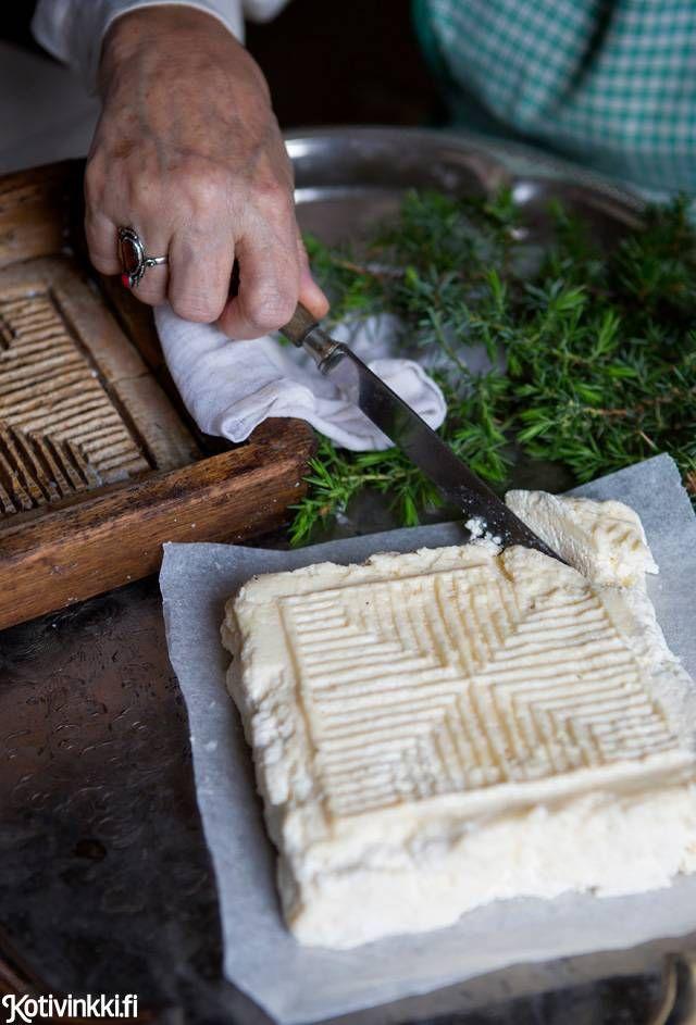 Piimäjuusto | Kotivinkki