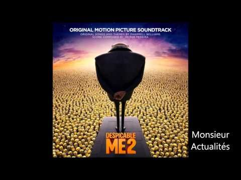 ▶ Despicable Me 2 OST Soundtrack - 06 - Y.M.C.A. by The Minions