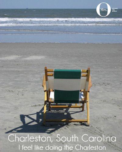 Isle of Palms Beach, Charleston, South Carolina