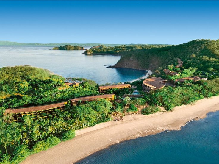 Four Seasons Resort Costa Rica at Peninsula Papagayo - Condé Nast Traveler