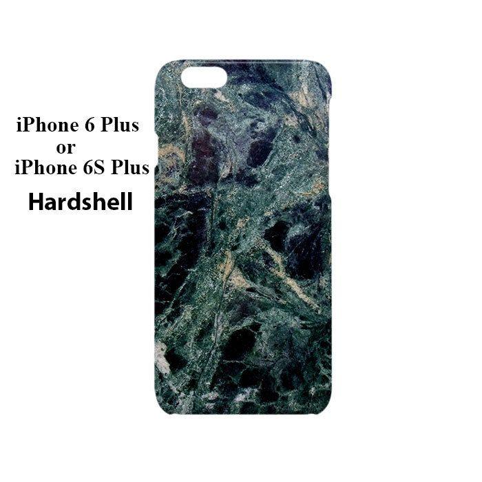 Dark Marble iPhone 6/6s Plus Case