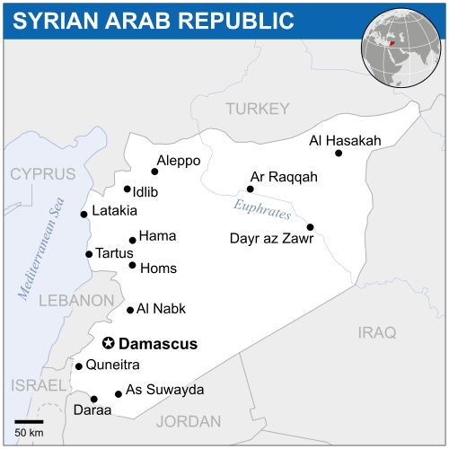 since march syria has been embroiled in an uprising against assad and the baathist government as part of the arab spring a crackdown which contributed to