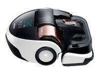 Samsung POWERbot VR9000 - Vacuum cleaner - robotic - bagless - airborne copper